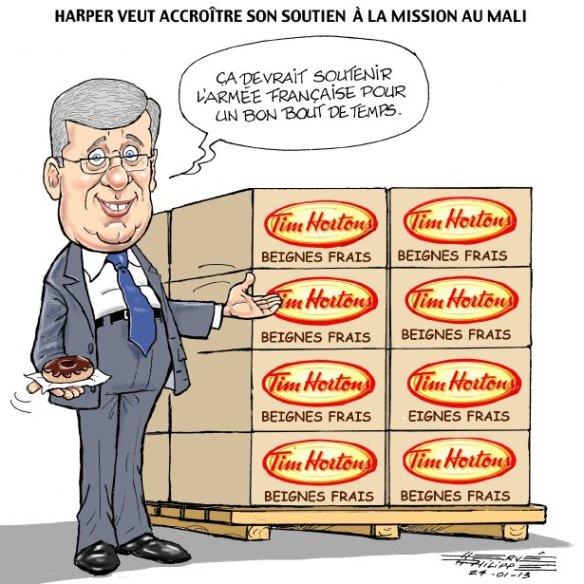 aide accrue au Mali Philippe