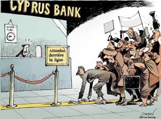 Chypre banques Chappatte