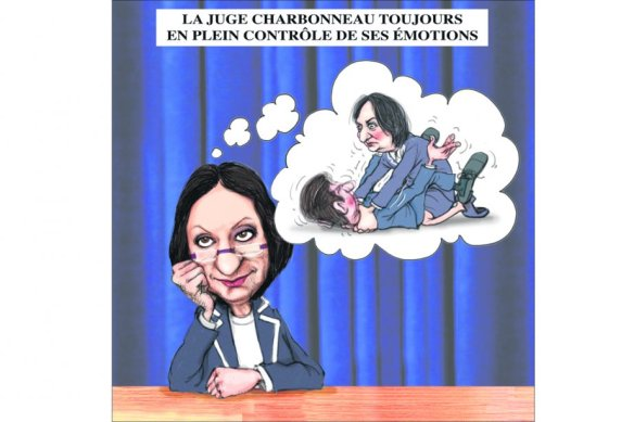 caricature Chapleau