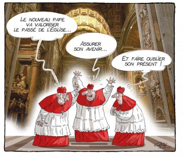 Programme du Pape