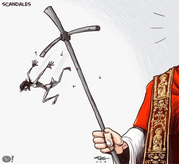Scandale église Fleg
