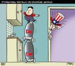 2e missile Corée Fleg