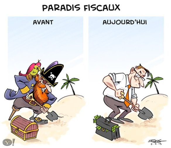 Paradis fiscaux - Fleg
