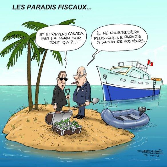 Paradis fiscaux Philippe
