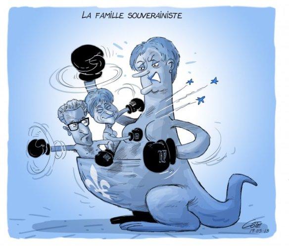 combat des souverainistes
