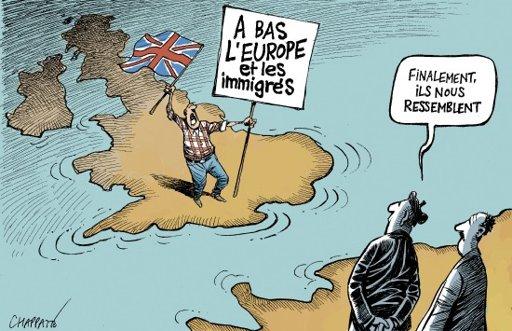 Europhobie anglaise