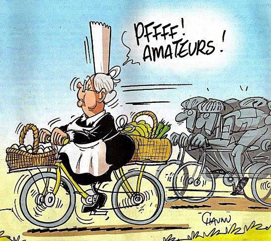 cyclisme amateur