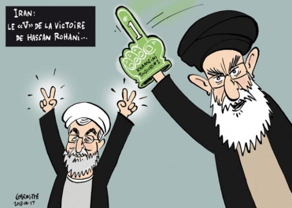 Iran victoire