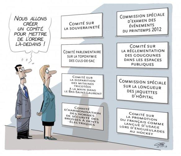 Comités Côté