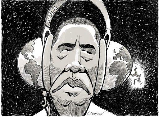 Obama à l'écoute