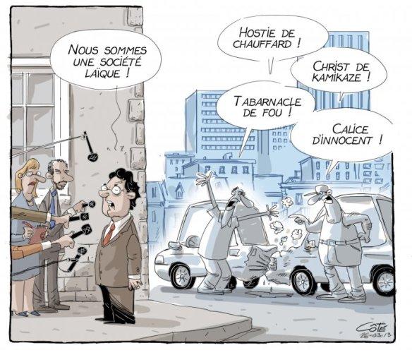 société laique Côté