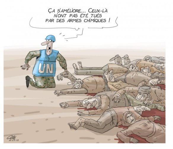 amélioration Syrie Côté