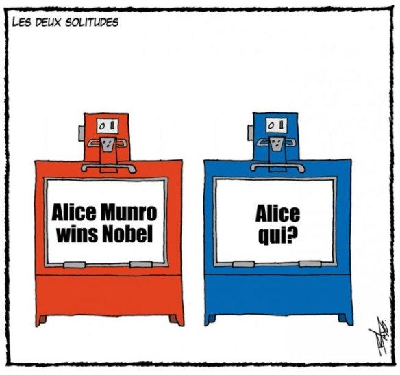Alice Munro Bado