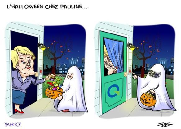 Halloween Pauline