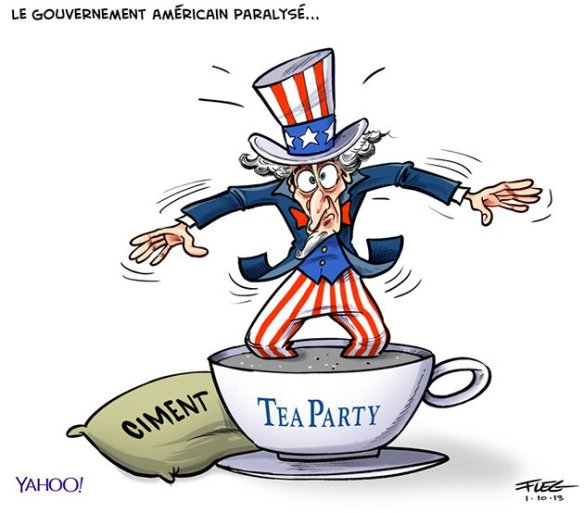 impasse USA
