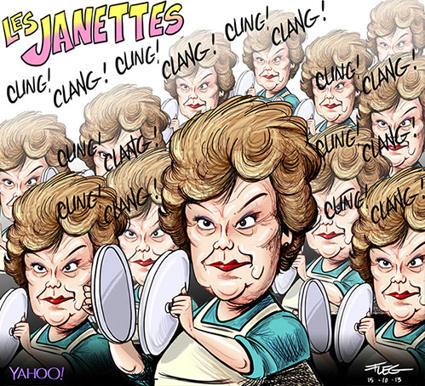Les Jeanettes