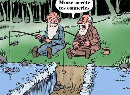 Conneries de Moïse