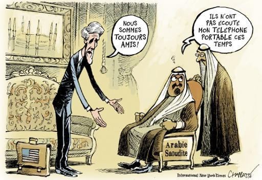 relations USA - Arabie