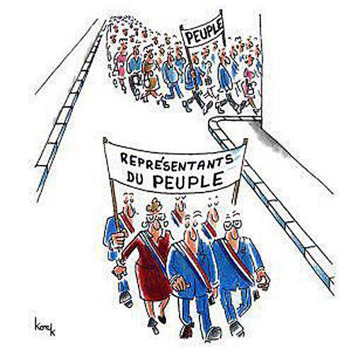 représentants du peuple