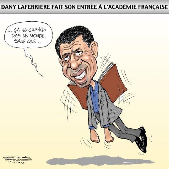 Dany Académicien Philippe