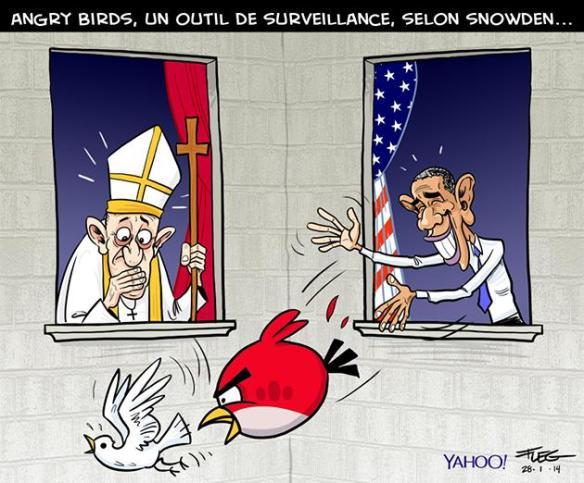 angry birds Fleg