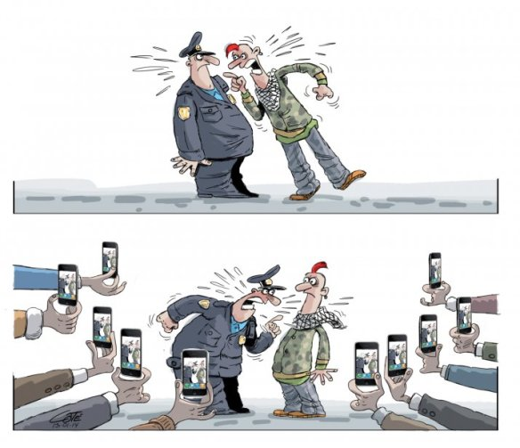 policiers Côté
