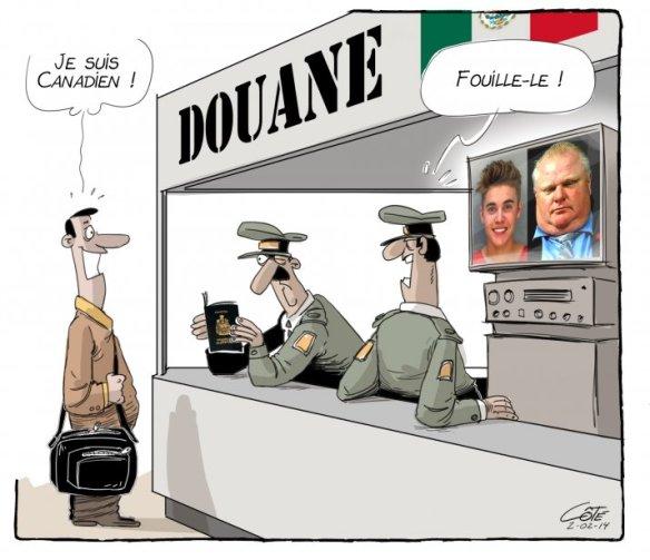 canadiens drogue Côté
