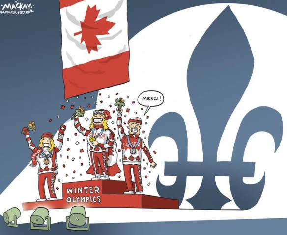 Olympiques Canada