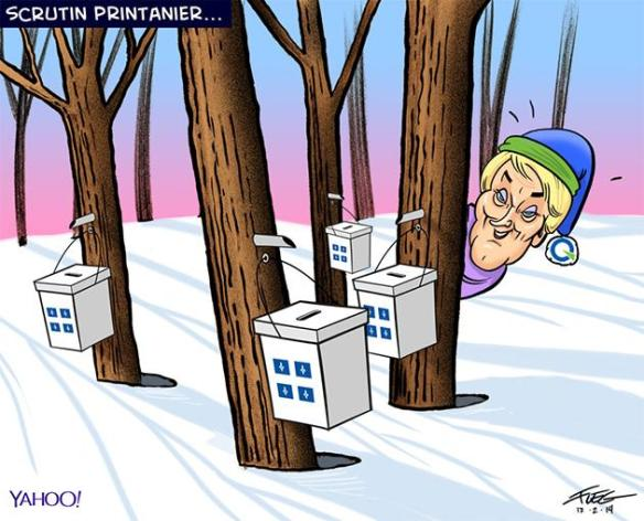 scrutins printaniers Fleg