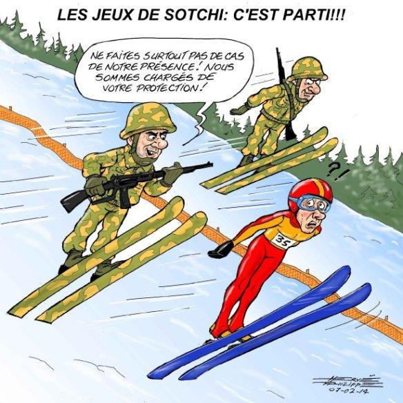Sochi Hervé Philippe