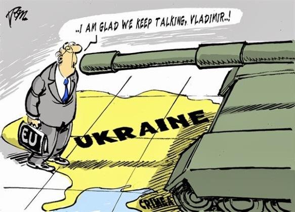 Poutine discute
