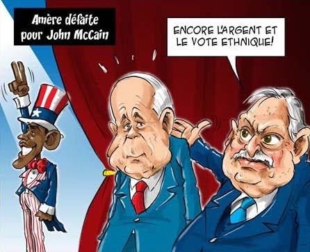 une-caricature-et-deux-discours