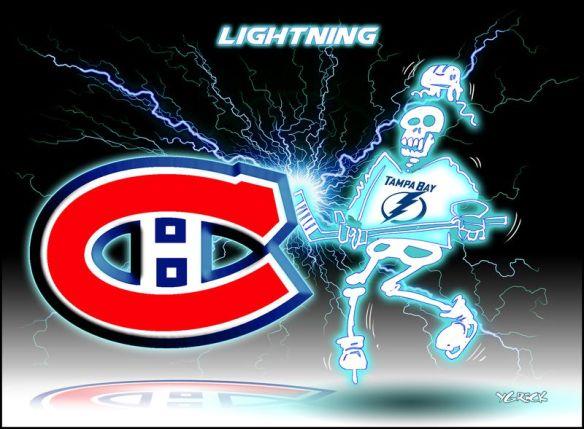 balayage Canadiens