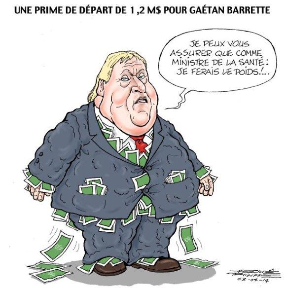 Barrette H.Pholippe