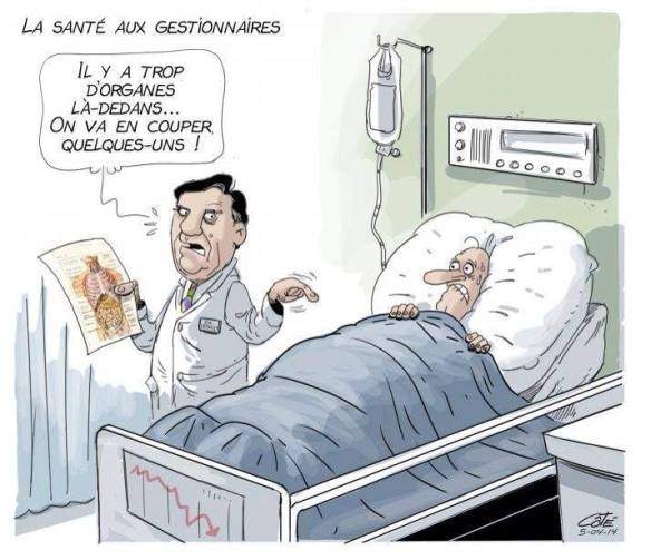 chirurgie politique côté