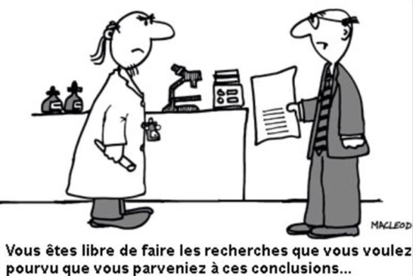 liberté dans la recherche
