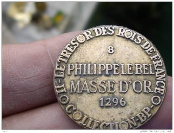 """la livre tournois """"rognée"""" de quelques milligrammes d'or par le roi. 1e dévaluation officielle au monde"""