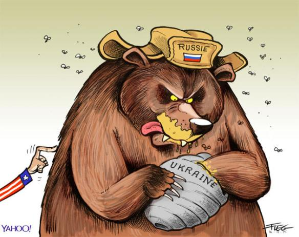 Ukraine Fleg