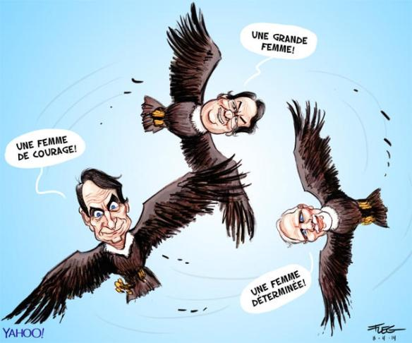 vautours chèferie pq