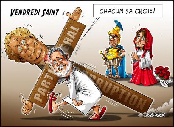 vendredi saint libéral