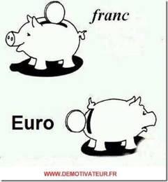 franc:euro