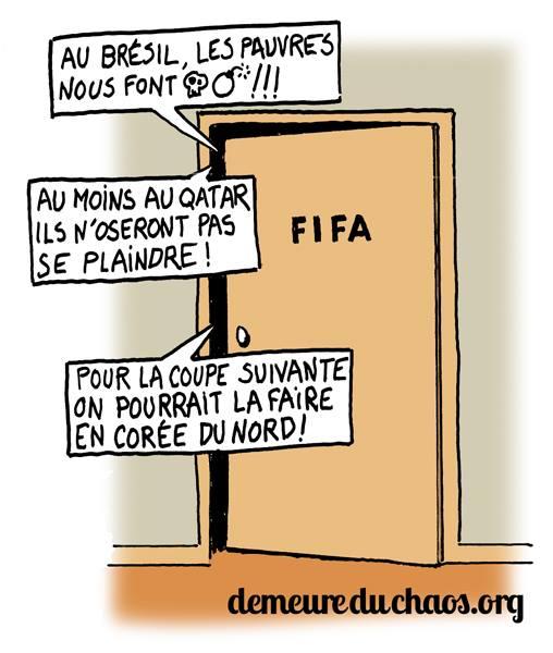 coupe du monde Bresil