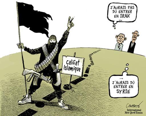 Irak Bush Obama
