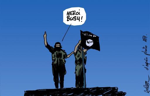 merci Bush