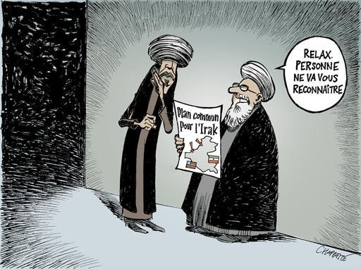 Il y a 1 mois, Obama faisait des avances presque en cachette aux Ayatollah.