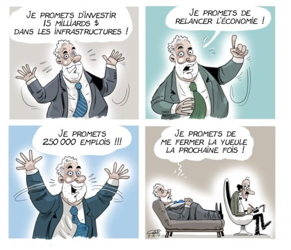 promesses électorales Côté