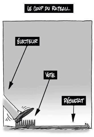 rateau élection