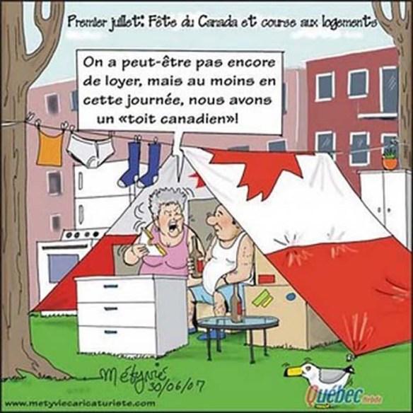 toit Canadien