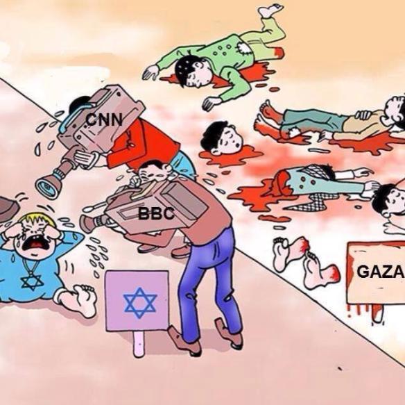 Gaza, la démesure