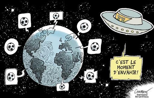 invasions ET